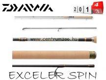 Daiwa Exceler Jiggerspin 2,70m 3-18g pergető bot (11661-270) + AJÁNDÉK
