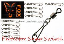 Fox Matrix Protector Snap Swivel forgókapocs 10db  (GAC307)