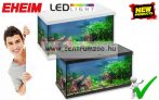 EHEIM MP AquaStar-60 LED Black komplett felszerelt akvárium 54 liter 60x30x33cm (0340645)