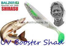 Shirasu UV Booster gumihal 13cm (13745013) Salt'n Pepper