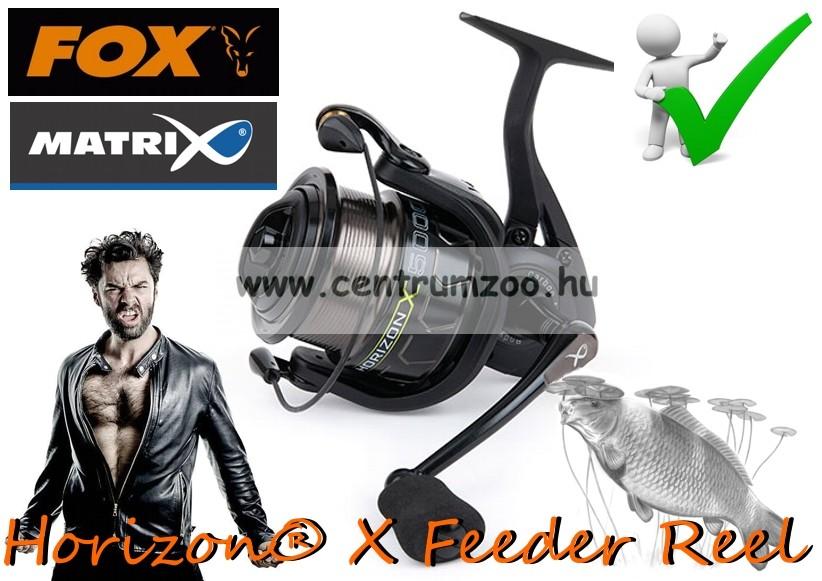 c35def85cb FOX Matrix Horizon® X 4000 Feeder Reel feeder orsó (GRL019 ...