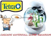Tetra Cascade Waterfall Globe White akvárium szett 6,8 liter - FEHÉR