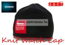 Shimano Knit Watch Cap 2017 New kötött sapka - Black