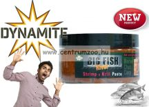 Dynamite Baits Big Fish River Shrimp & Krill  Paste horogpaszta (DY1395) rák