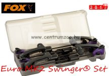 FOX Euro Mk2 Swinger® set 4 rod Purple - swinger (CSI067) LILA