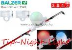 Balzer Tip Night Light VILLOGó ELEKTROMOS FEEDER kapásjelző (11975002) PIROS
