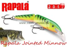 Rapala J05 Jointed Floater Rapala wobbler FT