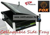 Fox Matrix Collapsible Side Tray inc. 2 Legs - tálca és asztal 2 lábbal (GMB149)