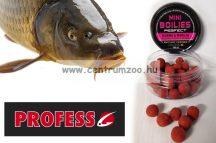 Profess Mini Boilies Method Feeder Perfect 12mm SZEDER-VANÍLIA  100ml - mini bojli pop up