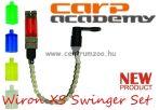 Carp Academy Wiron XS Swinger Set +4db tartalék fej (6358-001) láncos swinger szett