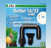 JBL CristalProfi külső szűrő BEFÚVÓPIPA (e1500, InSet 16/22) (JBL60156)