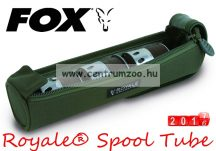 Fox Royale® Spool Tube Large pótdob tartó táska (CLU187)