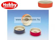 Nobby Hamster Ceramic Orange kerámia tál 7,5*2,5cm 73390 - narancs
