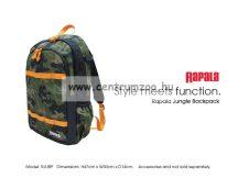 Rapala Jungle BackPack prémium horgász hátizsák, hátiáska (RJUBP)