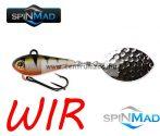 SpinMad Tail Spinner gyilkos wobbler  WIR 10g 0807