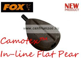 Fox Camotex™ In-line Flat Pear 3.0oz 85gram (CLD214)