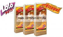 Lolo Pets-Vitapol Rodent préselt forgács alom 3*15 liter