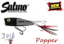 Salmo FURY POP FLOATING - 7cm wobbler - FP7 BLACK MAMBA (QFP002)
