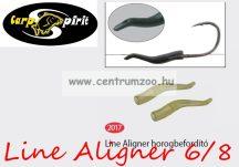 Carp Spirit Line Aligner 2/4 horogbefordító 15db (ACS010365 ACS010127 )