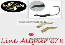 Carp Spirit Line Aligner 2/4 horogbefordító 15db (ACS010365)