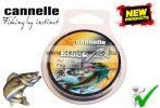 Cannelle Blackflex 7szálas köthető harapásálló előke 7kg 10m  (718-10)