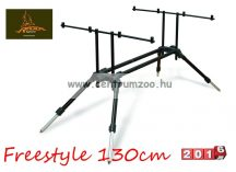 Rod-Pod - Radical Carp Rod Pod Freestyle 130cm nagyméretű bottartó állvány (8402022)