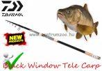 Daiwa Black Window Tele Carp 3,9m 3,5lb pontyozó bot (11572-396)
