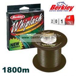 Berkley Whiplash Green Pro NEW 1800 méter 0,28mm zöld 44,9kg fonott