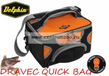 Delphin DRAVEC QUICK pergető táska 30x24x22cmcm  (420220140)