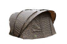 FOX R Series 2 Man XL Camo Bivvy inc. Inner Dome - sátor(CUM249) és belső kupola(CUM252) egyben 330x315x185cm (CUM251)