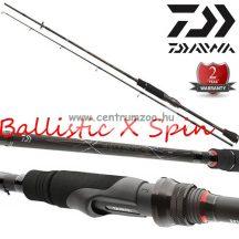Daiwa Ballistic X UL Spin 1,85m 3,5-10g Ultra Light pergetőbot (11506-185)