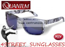 QUANTUM 4STREET SUNGLASSES BLUE napszemüveg (8910101)