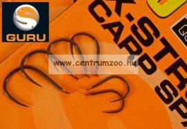 GURU Hook Xtra Strong Carp Spade 10-es méret (GXS10)