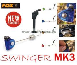 FOX MK3 Premium Swinger Professional - AMBER (HCFSMK3B) borostyán színben