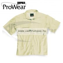 Rapala Pro Wear Light Travel Shirt Sand M (22205-2)