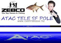 ZEBCO ATAC TELE 400 SF POLE spicc bot 4,00m  (10005400)