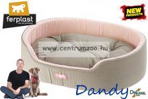 Ferplast Dandy 110 Big Dog RoseGrey kutyafekhely 110cm (82946095)