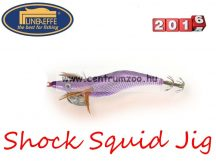 Lineaeffe Super Shock Squid Jig LN-23 tengeri műcsali 10,5cm (5080030) - PURPLE