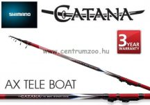 Shimano bot CATANA AX TELE BOAT 270 H 30-150g (CATAXBTTE27H)  csónakos bot