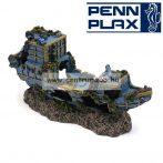 Penn Plax Deco dekorációs hajóroncs akváriumba 17,8cm (048272)