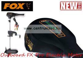 Fox FX Pro 35lbs 2 Blade Prop Outboard Professional Trolling elektromos csónakmotor 35lb (CEN006NEW) + PÓLÓ