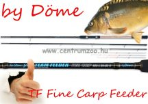 By Döme TEAM FEEDER Fine Carp 360 L 30-60gr (1845-360) feeder bot