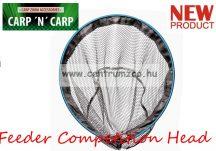 MERÍTŐFEJ  Carp Zoom Feeder Competition FCR1 könnyű gumis merítő 50x40 cm (CZ1413)