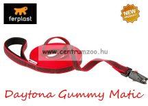 Ferplast Daytona Gummy Matic kiképző és futtató erős textil póráz  20mm 5m (77180317)