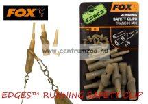Fox EDGES™ RUNNING SAFETY CLIP csúszó biztonsági kapocs 8db (CAC582)