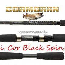 Cormoran i-Cor Black Spin 2,10m 3-15g  pergető bot (23-015215)