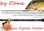 By Döme TEAM FEEDER Power Fighter River Feeder 390XXH 100-250g (1842-390)