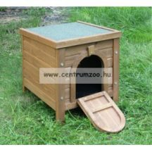 Kerbl SMALL ANIMAL HUTCH OUTDOOR nyúl, görény, kisállat ház 36x36x40cm (82740)