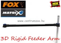 Fox Matrix 3D Rigid Feeder Arm tartókar versenyládákhoz (GMB142)