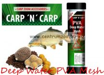 Carp'N'Carp PVA Deep Water Mesh (lassú oldódású) háló hengerben, távdobáshoz 37mmx5m (CZ8181)